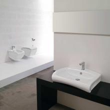 Counterop/Wall-hung Washbasin Hi-Line