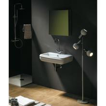 Wand-hing/arbeitsplatte Waschbecken Charme
