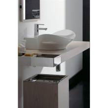 Wand-hing/aufsatz waschbecken Zefiro
