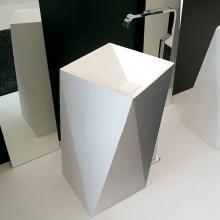 Waschbecken cm 50x50xH85 Sharp
