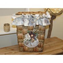 Kleiner Wäschekorb Mosaico