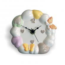 Kleine Uhr Tabelle Herzen