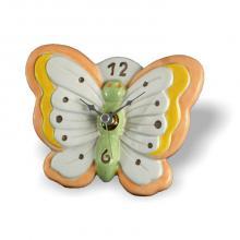 Kleine Uhrentabelle Schmetterling