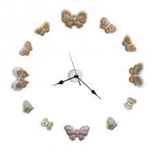 Clock Magnetisiert Wand