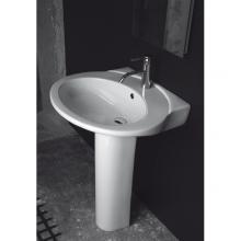 Säule für Waschbecken Alfa