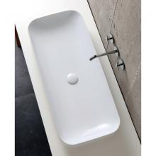 Einbausatz/Arbeitsplatte Waschbecken cm 90 Soft Elegance