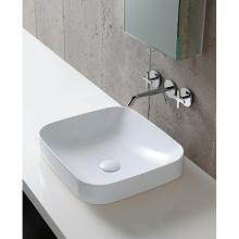 Einbausatz/Arbeitsplatte Waschbecken cm 45 Soft Elegance
