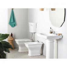 Waschbecken auf Säule Civitas