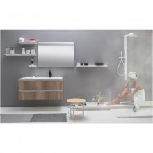 Badezimmerzusammensetzung Dedalo 2