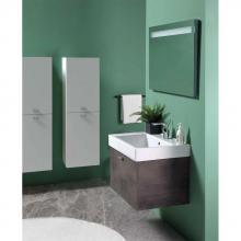 Abgehängte Badezimmerzusammensetzung Trix 7