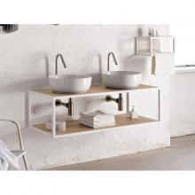 Zusammensetzung des Badezimmers Frame 1