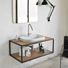 Zusammensetzung des Badezimmers Frame 5