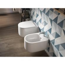 Wandhängende randlose wc Giò Evolution