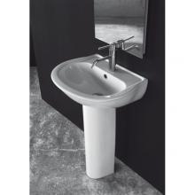 Waschbecken auf Säule Krio