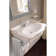 Seitlicher Handtuchhalter für Waschbecken Castellana