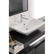 Wand-hing/aufsatz waschbecken Kylis Thin-Line