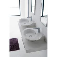 Aufsatzbecken/wand-hing waschbecken Wish Symmetrical