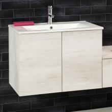 Wandschrank für Waschbecken mit türen cm 70x45.5xH50 Unika