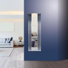 Hydraulischer Heizkörper-Handtuchwärmer mit spiegel H1800x600 mm Tubon Espejo