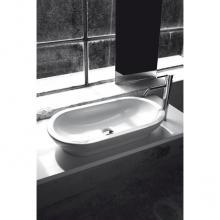 Waschbecken cm 70x37 Sammy