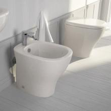 Bodenmontiertes WC + Bidet My