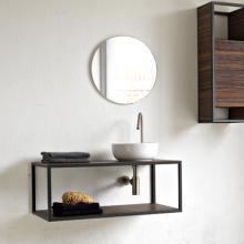 Runde Spiegel Frame