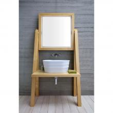 Waschbeckenschrank aus Holz cm 100x204 Camerino
