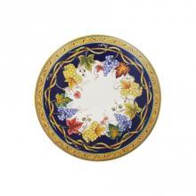 Runde Lavastein-Tischplatte Uva Nuova