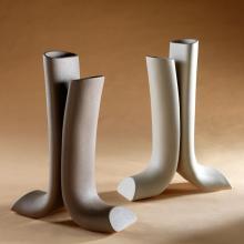 Vase Doppel oder Einzel
