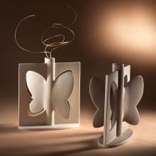 Vase Schmetterling