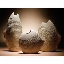 Vase Fisch