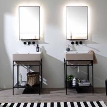 Badezimmer Zusammensetzung Volant 1
