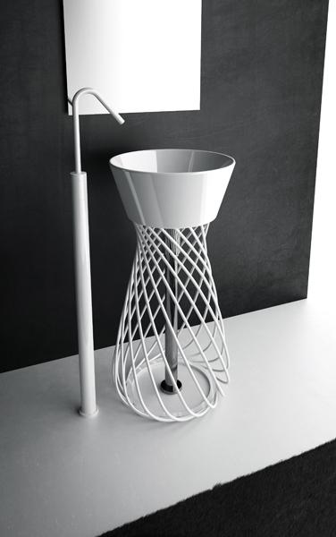 freistehende waschtische. Black Bedroom Furniture Sets. Home Design Ideas
