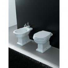 WC + Bidet Zurück zur Wand Hermitage