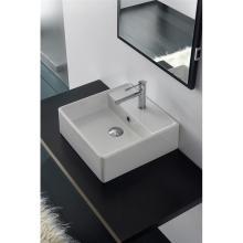 Wand-hing/aufsatz waschbecken Teorema