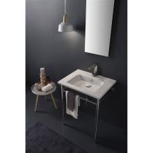 Wand-hing waschbecken oder auf der Konsole Etra