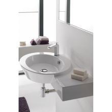 Aufsatzbecken/wandhängend waschbecken Wish Shelf