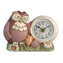 Tischuhr Owls