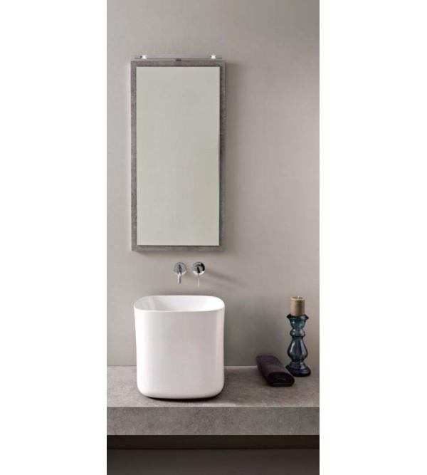 Zusammensetzung des Badezimmers New Line 1