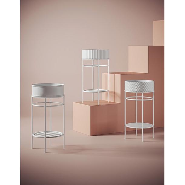 Struktur Vogue für Arbeitsplattenwaschbecken Rombo, Millerighe und Atelier
