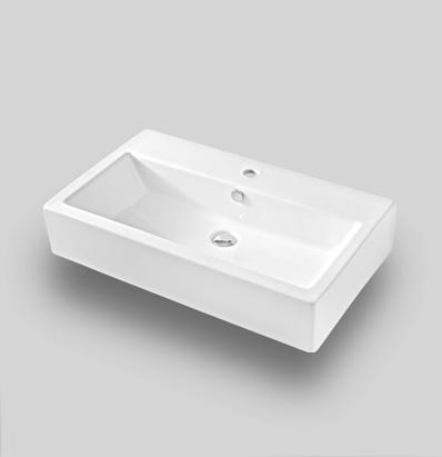 Waschbecken Fuori Box 80