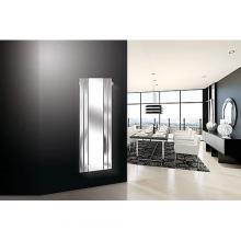 Hydraulischer Heizkörper-Handtuchwärmer mit spiegel H1800x600 mm Marcelo Espejo