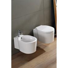 Wand-hing wc + bidet Bucket