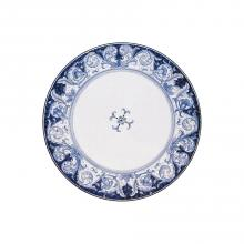Runde Lavastein-Tischplatte Uccellini
