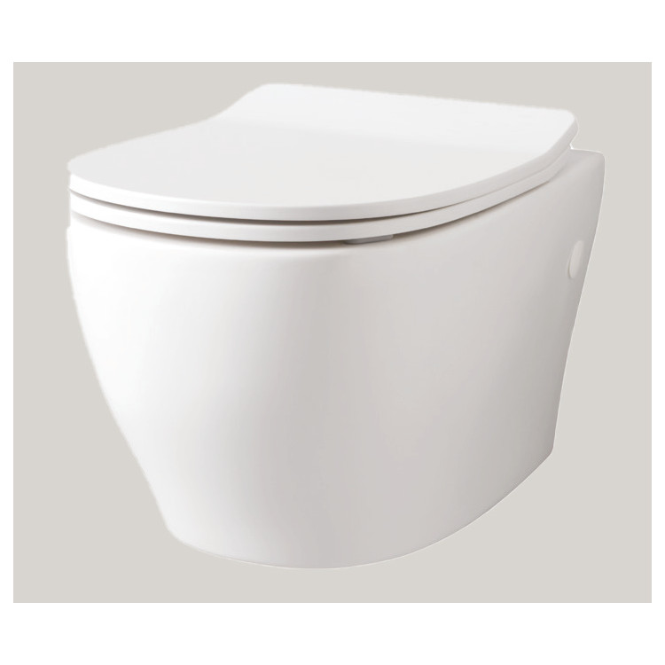 Wand-hing wc My