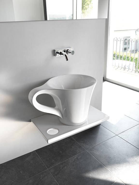 Made in Italy: Die Konsolen für das Bad treffen ein!