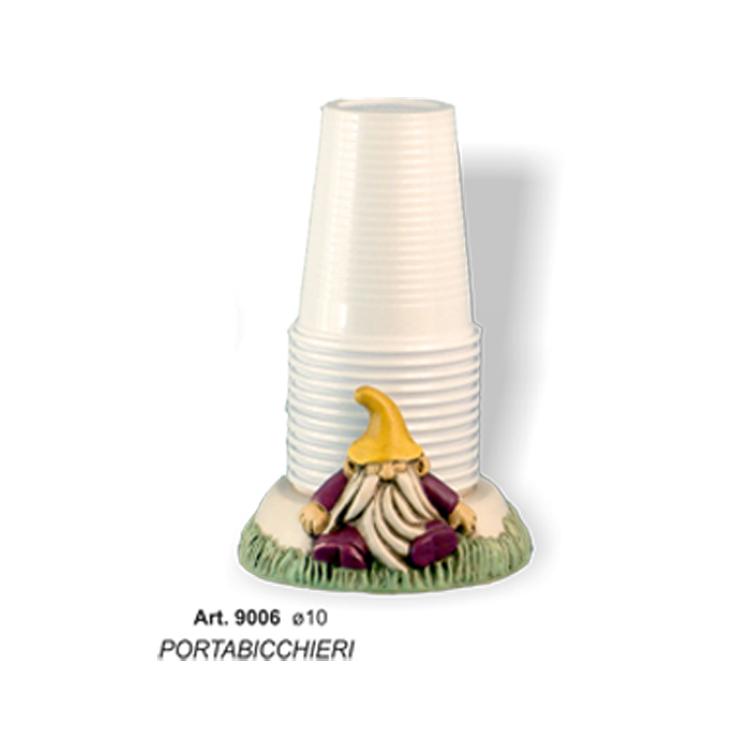 Keramik-Becherhalter von Taruschio: italienische Kreativität!